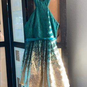 Semi formal B darlin dress